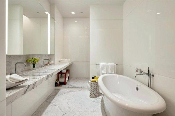 керамика в ванной