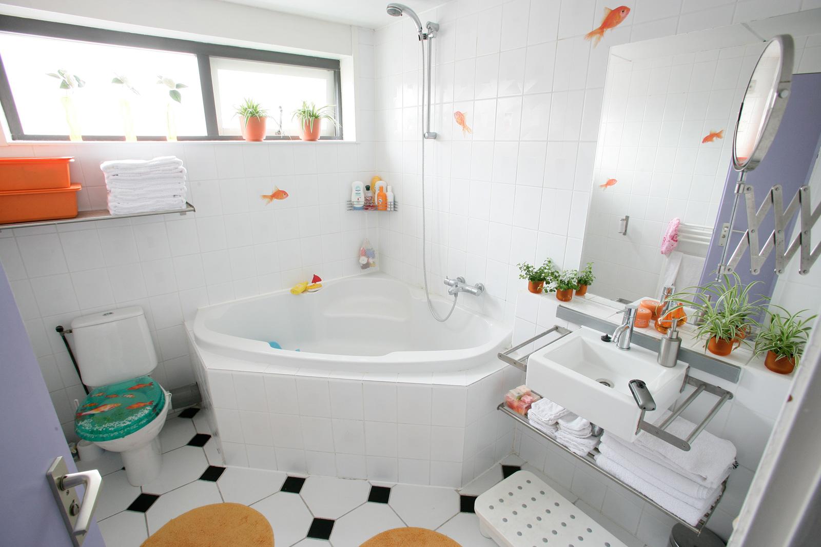 Как из комнаты сделать ванную комнату 957