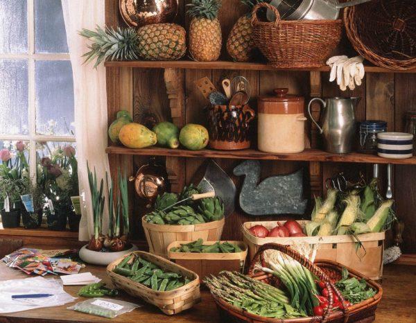 корзинки для кухни