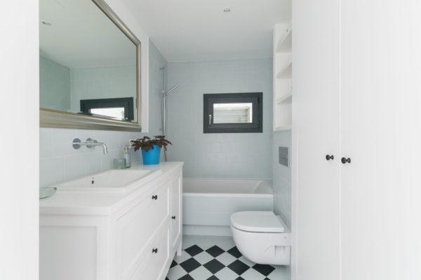 мало места в ванной комнате