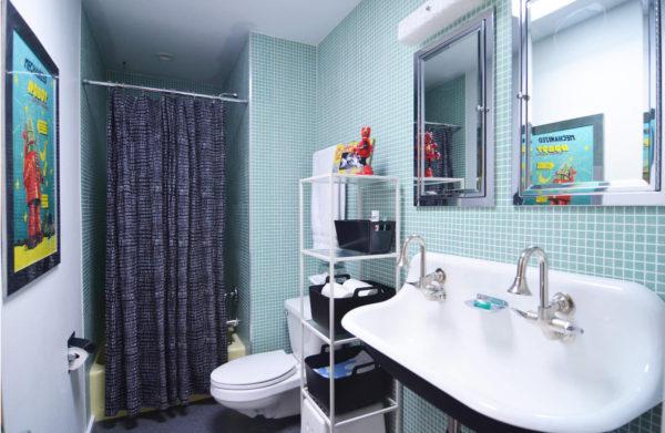 новая ванная комната