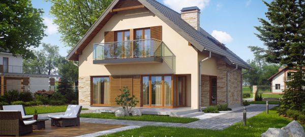 новый вид домов