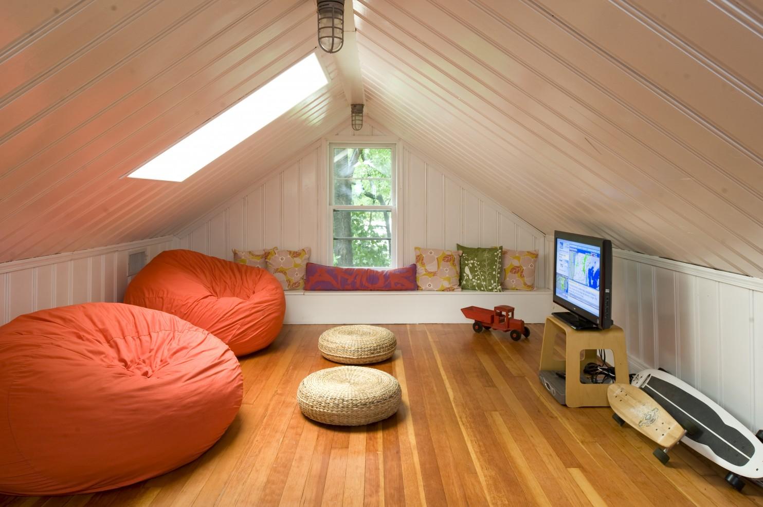 Дизайн комнаты для дачи своими руками 474