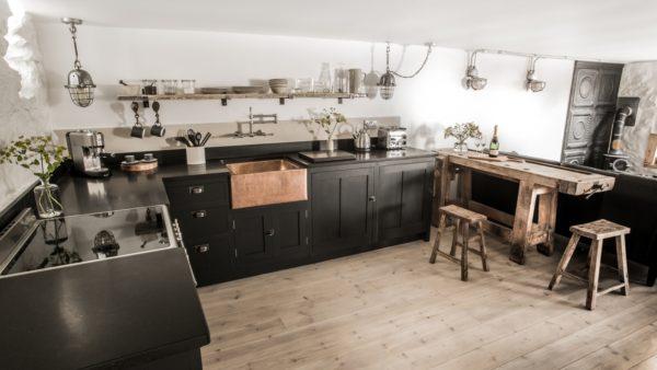 цвет стиля лотф на кухне
