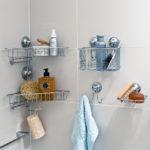 богатый выбор аксессуаров для ванной комнаты