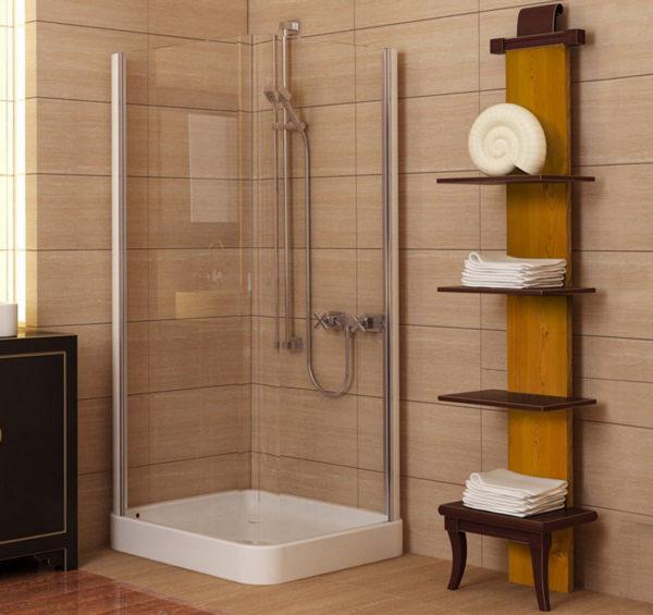 материал для полок в ванной