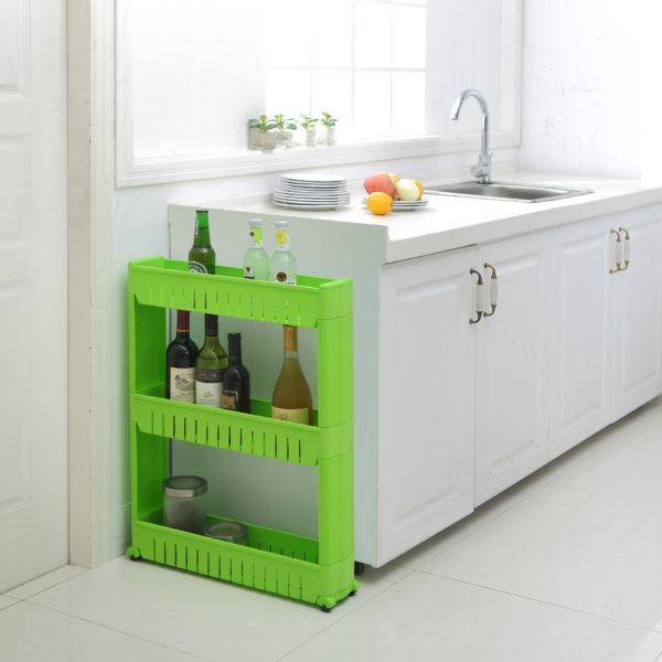 необычные полки для ванной комнаты