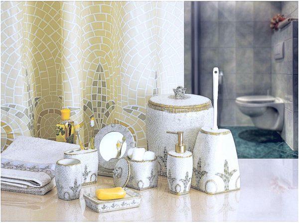оригинальные аксессуары для ванной