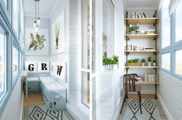 яркий акцент дизайн в квартире