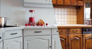 Как обновить кухонную мебель