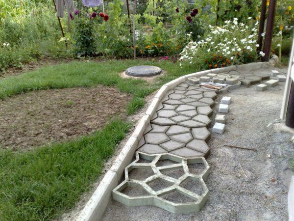 Советы по декорированию и украшению бетонного покрытия