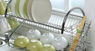 Современные сушилки для посуды — их достоинства и виды