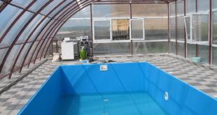 реконструировать бассейн