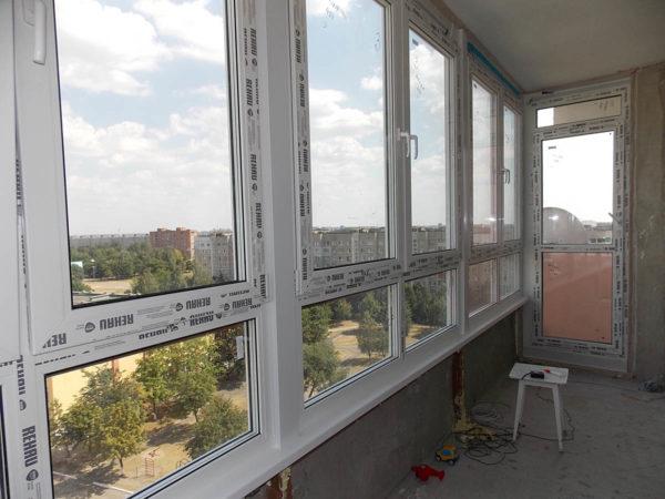 стеклопакет на балкон