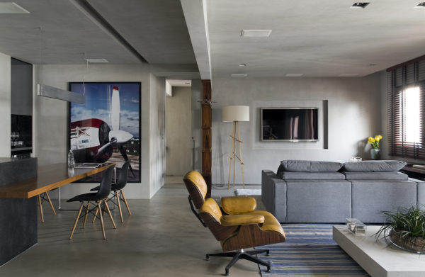 Дизайн-проект интерьера квартиры и психология