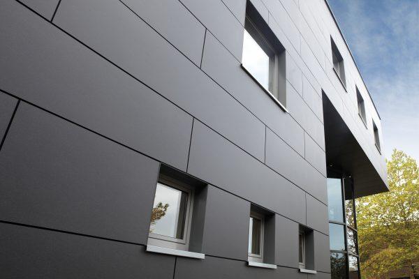 новый фасад ISO
