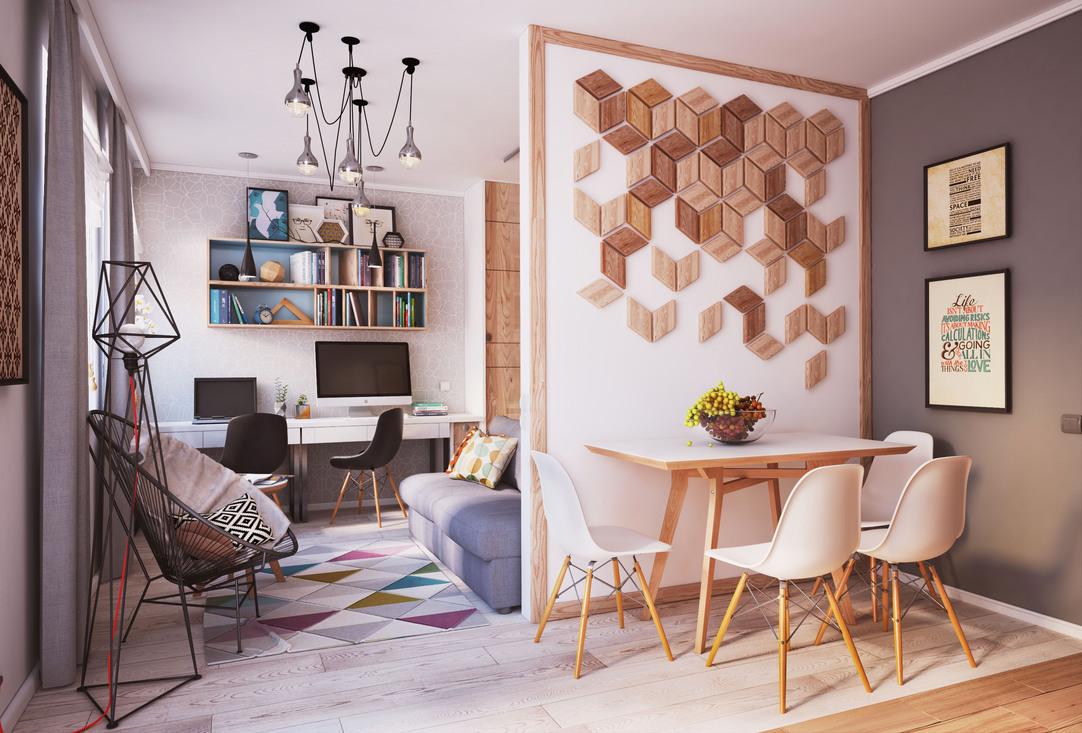 Квартира маленькая идеи фото интерьеров