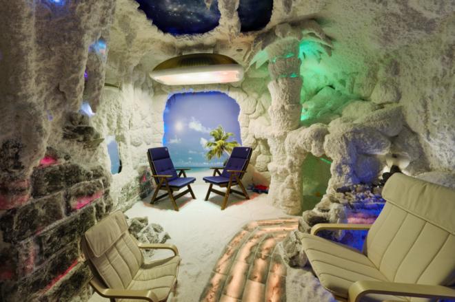 Почему и когда нужно посетить соляную пещеру