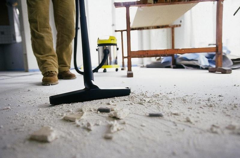 Как правильно провести уборку после ремонта