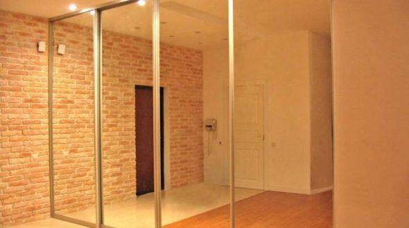 Подсветка для встроенных шкафов