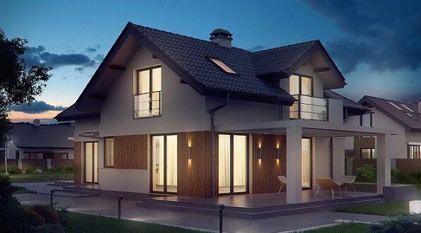 Правильно выбираем проект частного дома