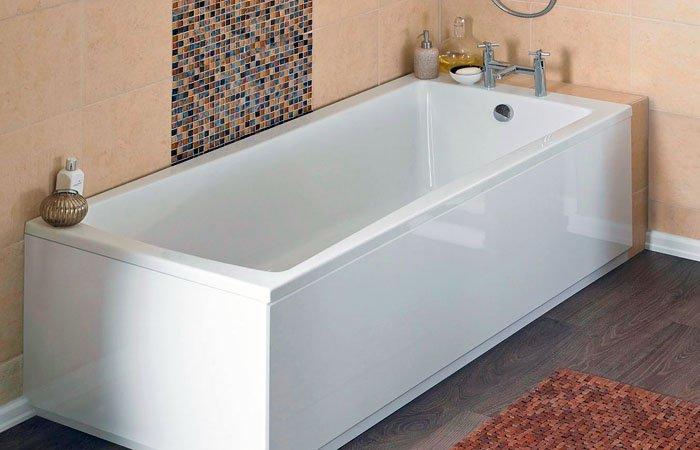 Как выбрать стальную ванну и не прогадать