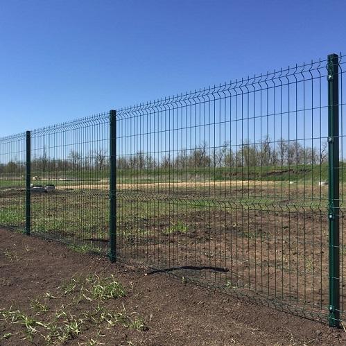Ограждение загородных территорий