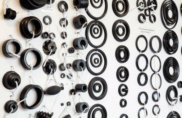 Резиновые изделия от компании «Европейские технологии»