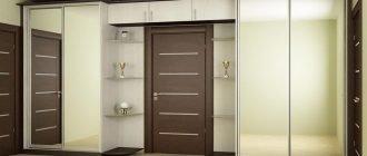 Шкаф-купе – идеальная мебель для дома