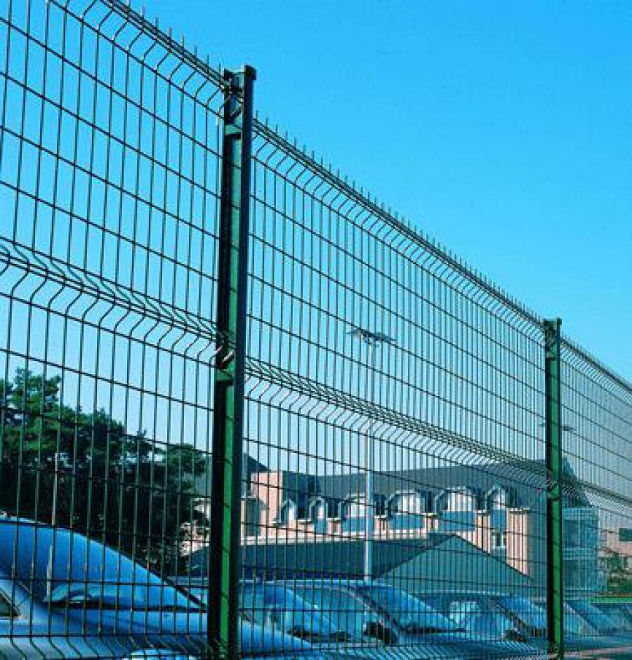 Заборная сетка для промышленных целей