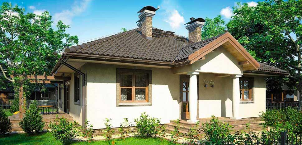 Поэтапное строительство или возведение домов под ключ