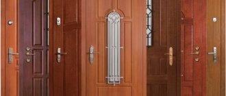 Как правильно подобрать практичные входные двери для квартиры