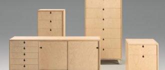 Домашняя мебель из фанеры