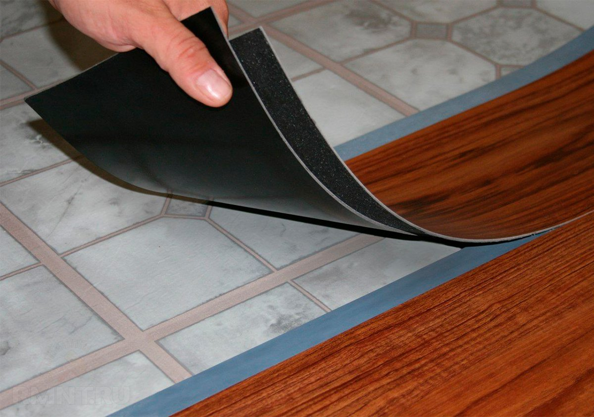 Как выбрать кварцвиниловую плитку и ее особенности
