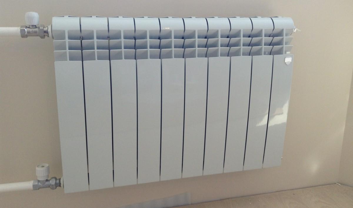 Основные характеристики биметаллических радиаторов отопления