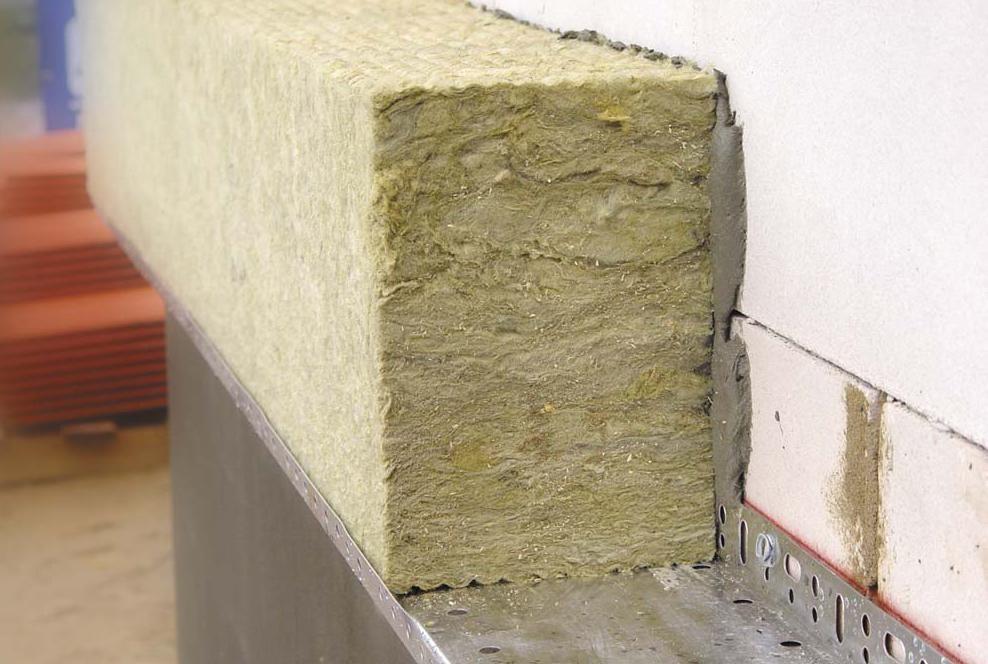 Особенности использования минеральной ваты как утеплителя