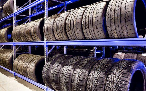 Где и как правильно хранить автомобильные колеса