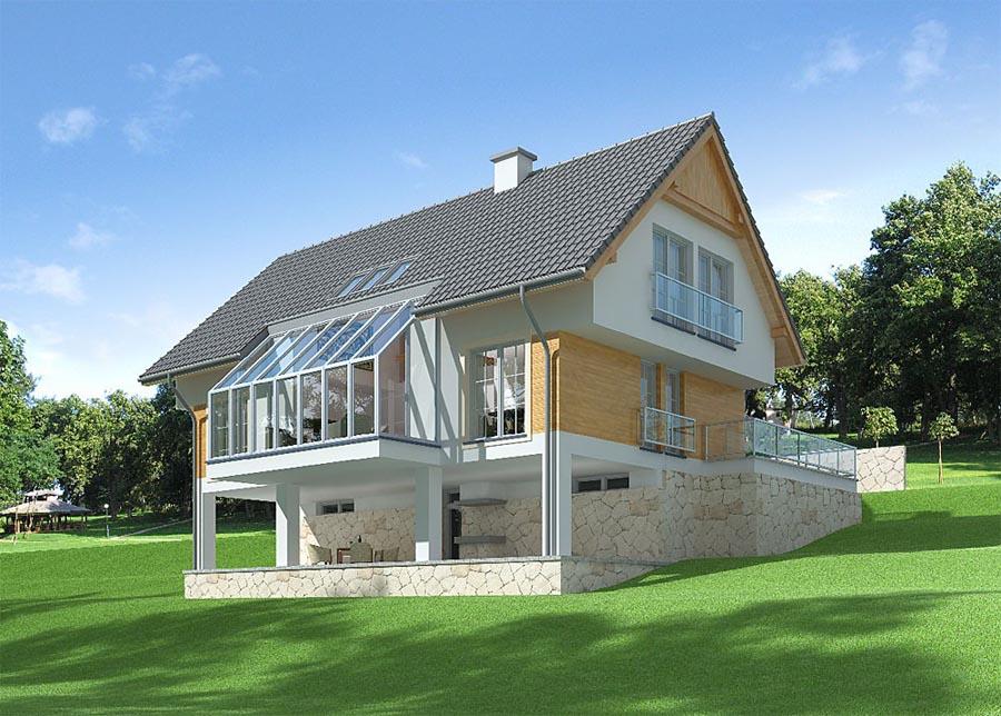 Проект дома - сложный выбор