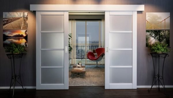 Какие двери для обустройства комнаты самые популярные
