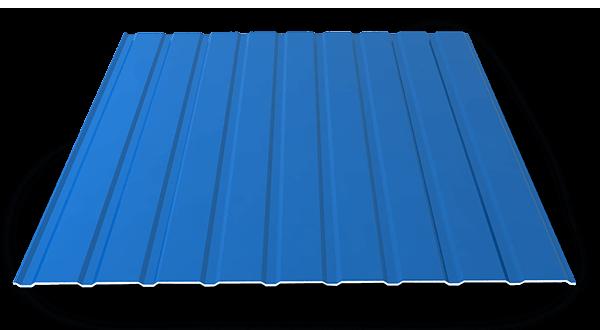 Профнастил С18 – качественная оцинкованная сталь