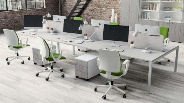 Современные тенденции в дизайне офисной мебели