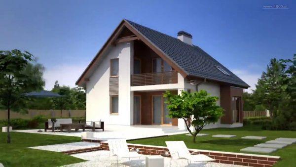 Стоит ли выбирать проект мансардного дома
