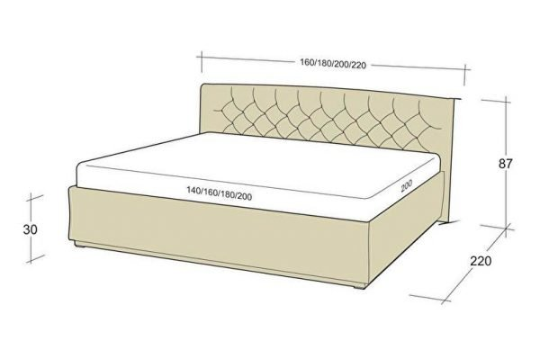 Важен ли размер кровати