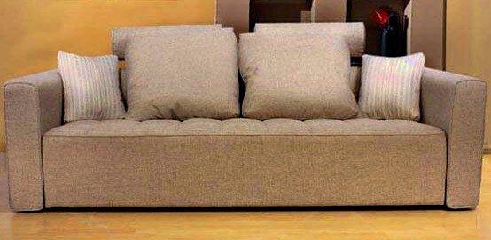 Особенности дивана с пружинным блоком