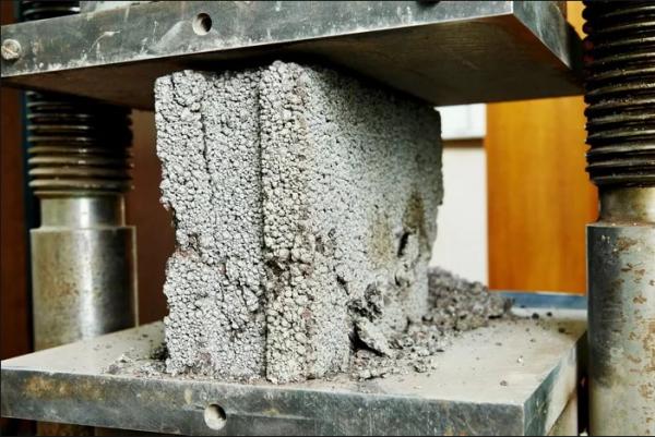 Основные методы испытания бетона на прочность