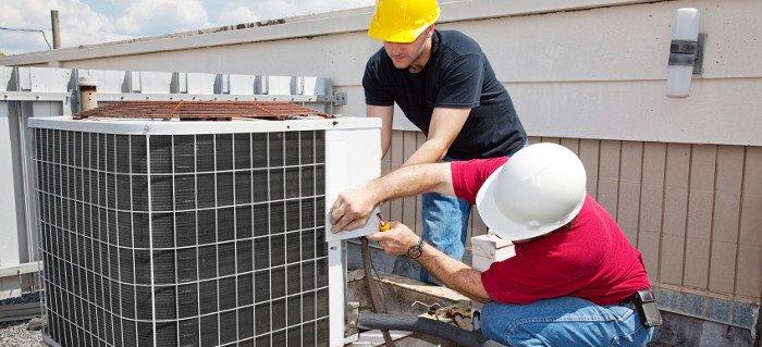 Проверка теплосетей и вентиляции в здании